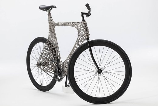Arriva Arc Bicycle, la bici stampata in 3D