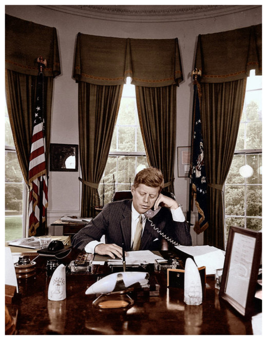 JFK in Office
