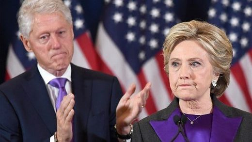 Hillary and Bill What Happened