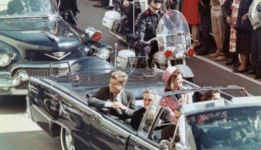 JFK Dallas 22 novembre 1963