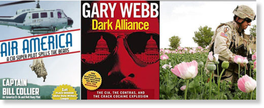 Gary Webb CIA drugs