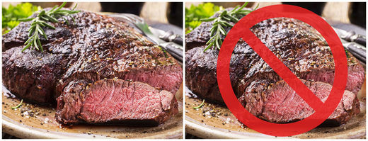 steak no steak