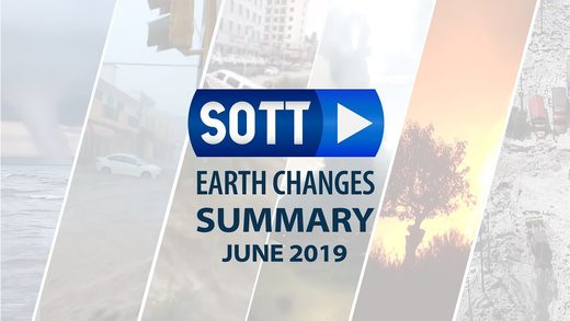 earth changes summary june 2019